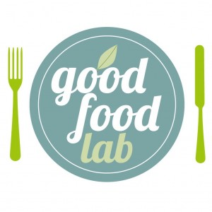 good food lab logo