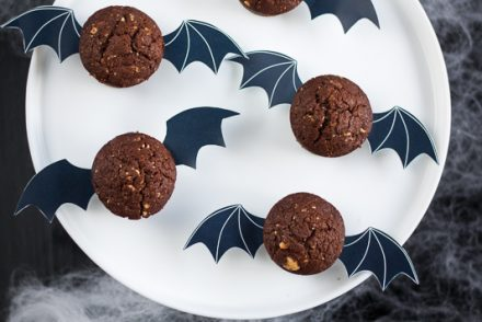 brownies alle nocciole di halloween