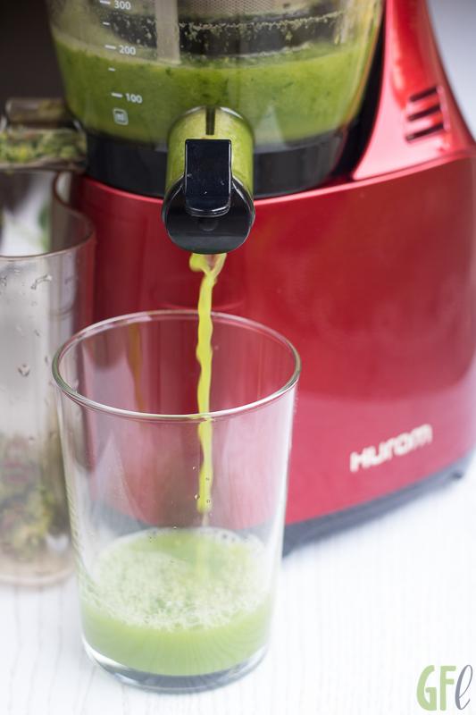 succo green-toso estratto