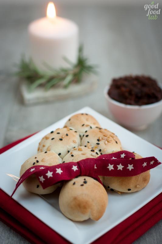 16 dicembre: alberelli di pane