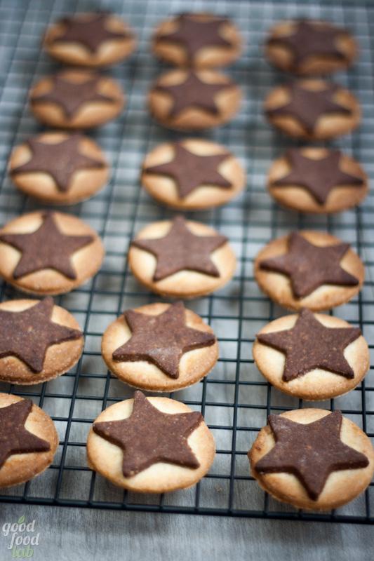 biscotti di babbo Natale vegan