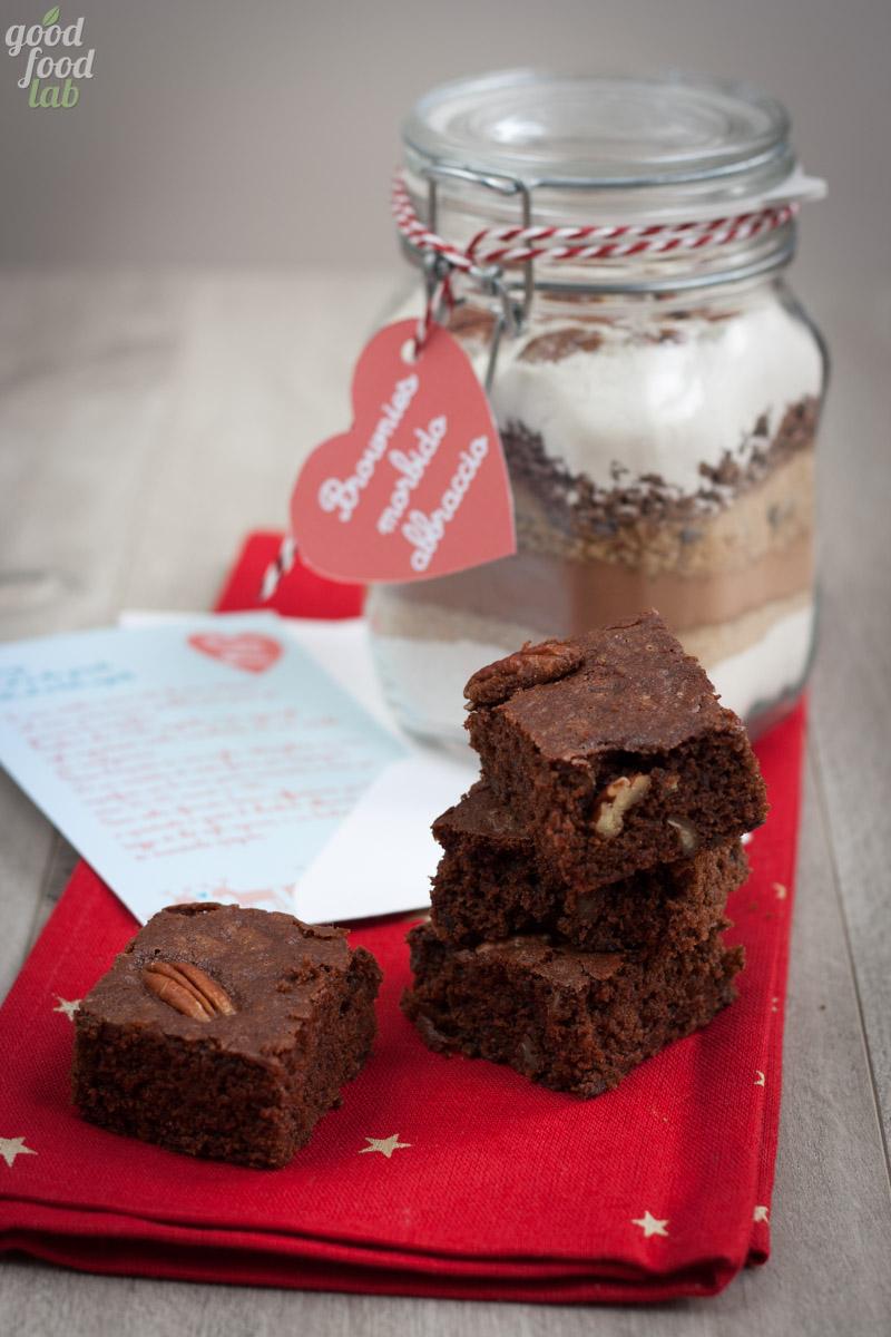 brownies morbido abbraccio