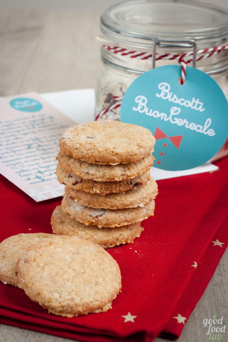 24 dicembre: biscotti BuonCereale