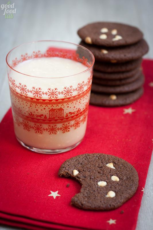 7 dicembre: winter smoothie e pan di zenzero al cioccolato