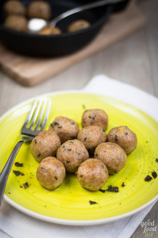 gnocchi di pane porri basilico senza uova vegan