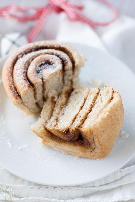 Christmas baking: i cinnamon rolls