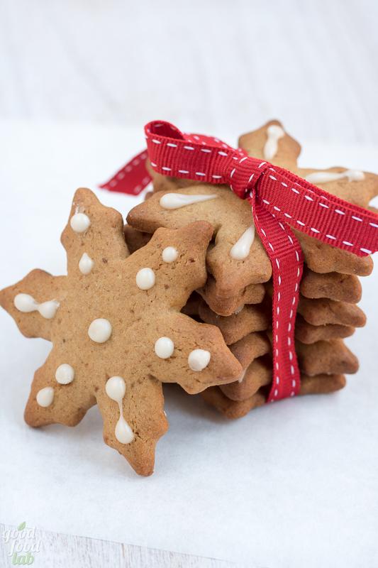 23 dicembre: gingerbread