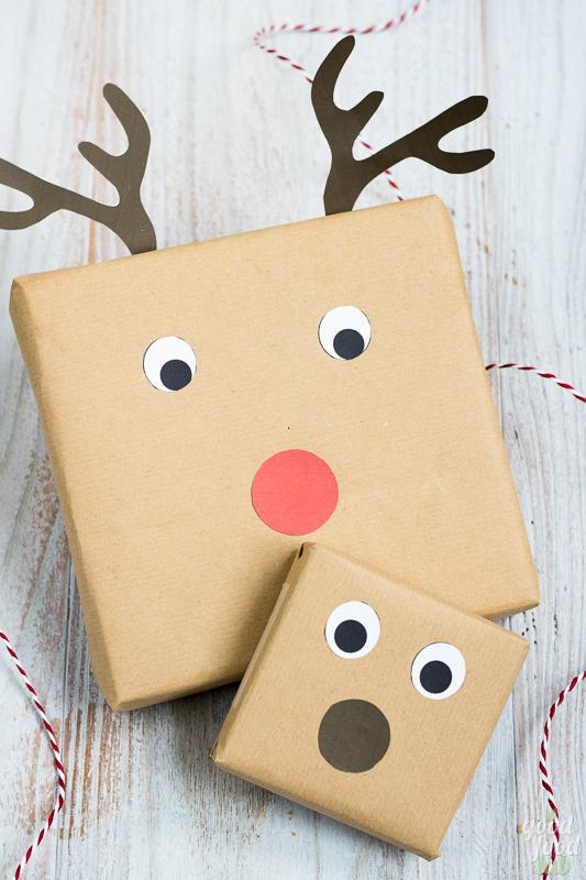 Speciale Natale: i pacchetti delle renne