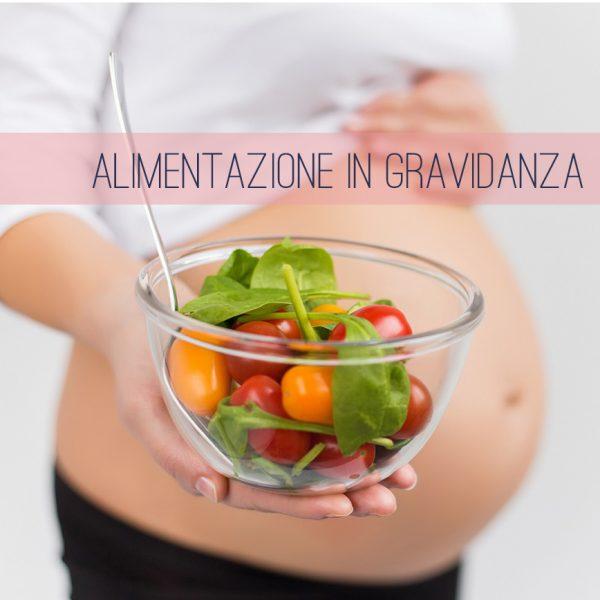 Alimentazione in gravidanza: cibo sano e attività fisica per il benessere di mamma e bambino