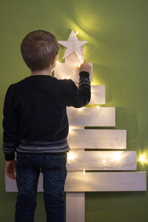 Il nostro albero di Natale ecosostenibile