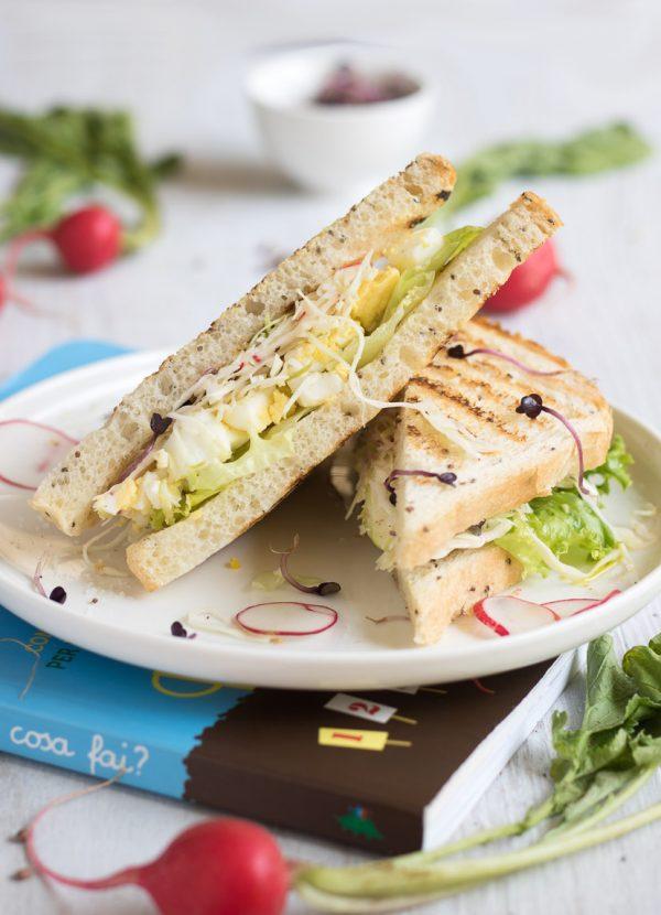 sandwich di primavera