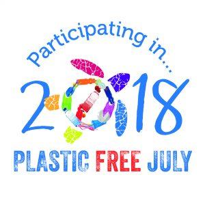plastic free july meno plastica