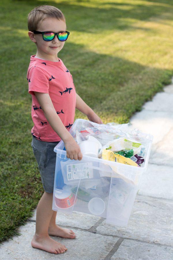 Meno plastica: 7 consigli pratici per ridurre l'uso della plastica