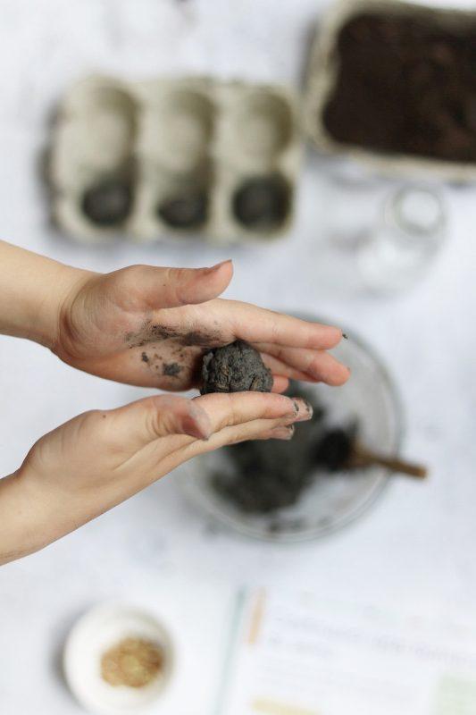 Salviamo le api: bombe di semi