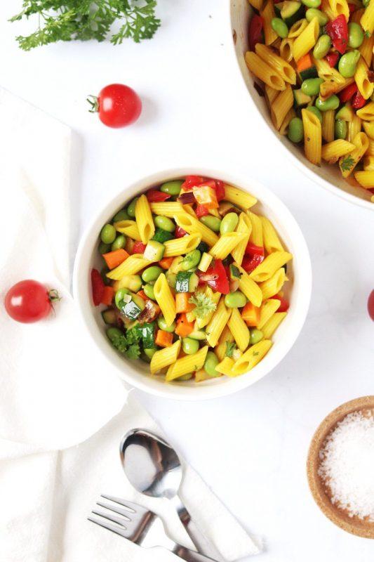 pasta in insalata