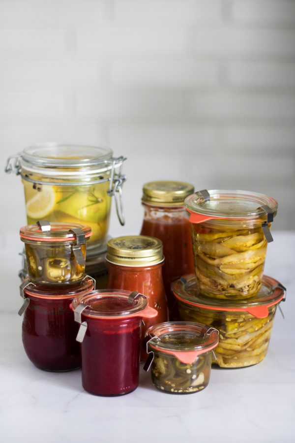 Come preparare in casa conserve sicure e sane