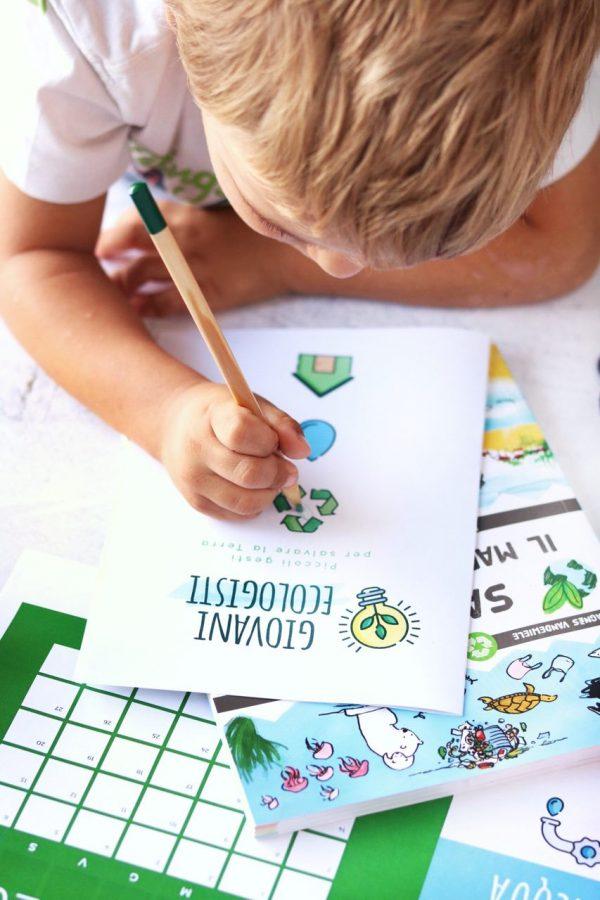 giovani ecologisti