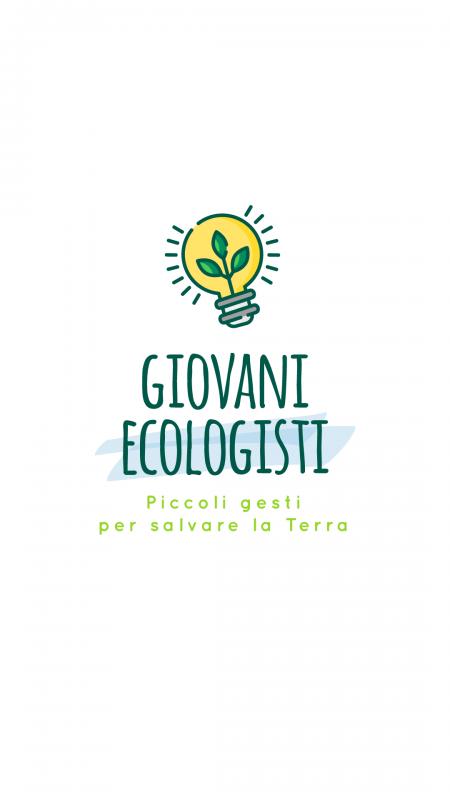 Giovani Ecologisti logo