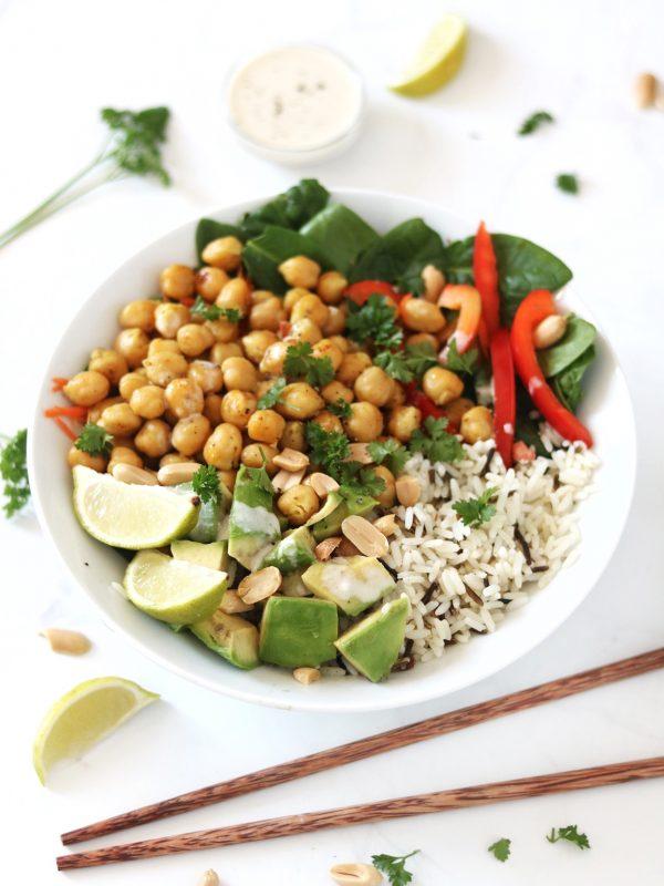 bowl thai voglia di insalata
