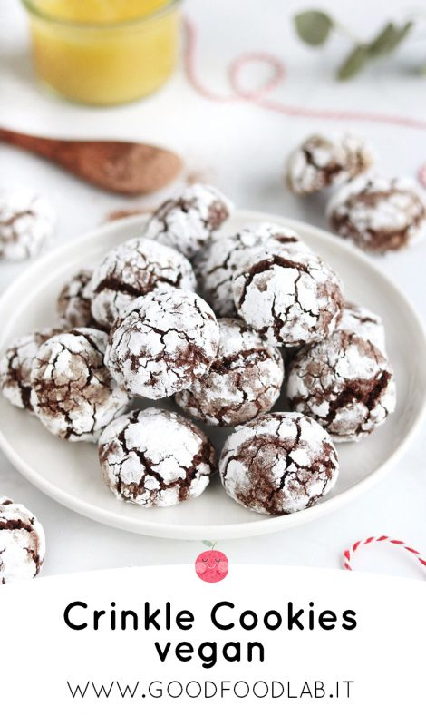 choco crinkle chookies