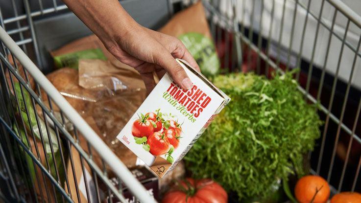 Tetra Recart® imballaggio sostenibile