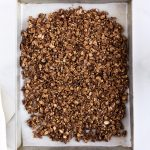 granola cacao e cocco